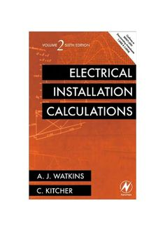 This book provides guidance on how to carry out the calculations required for circuit designs in compliance with the Wiring Regulations. Electrical Engineering Books, Electrical Installation, Relationships, Technology, Electronics, Education, Books, Tech, Electrical Wiring