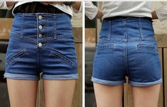 Sur Fashion Shanone : http://www.fashione-shanone.net/shorts/131-short-en-jean-taille-haute.html