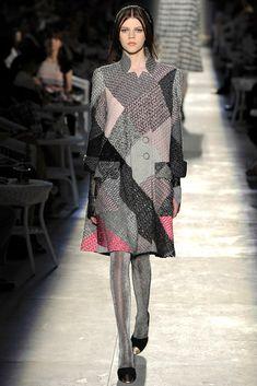 Chanel Fall 2012 Couture Collection - Vogue Шанель Мода, Мода От Кутюр,  Подиумная Мода 304359a0200