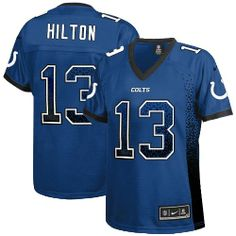 T.Y. Hilton Elite Jersey-80%OFF Nike Fashion T.Y. Hilton Elite Jersey at Colts Shop. (Elite Nike Women's T.Y. Hilton Royal Blue Jersey) Indianapolis Colts #13 NFL Drift Fashion Easy Returns.