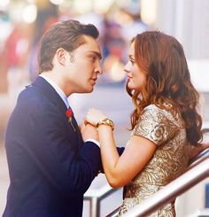 Chuck and Blaire