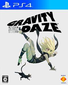 GRAVITY DAZE #gravitydaze #gravity #daze #ps4 #japan #directfromjapan #japanese #game #gamer #sony