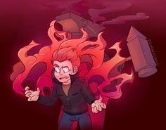 #Johnny#Forge #Paranatural