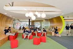 21st century library | Sample Interior of a 21st Century School | Media | The United States ...