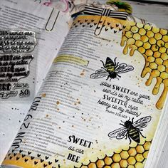 Creative Worship: Sweet As Can Bee