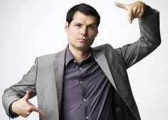 """How Michael Ian Black proposed to his wife: """"In the weeks leading up to my decision, I start hearing a voice. It is an actual voice speaking to me from someplace at the back of my brain. This is what the voice says: Choose hope over fear. I hear the voice all the time, the same four words again and again. Needless to say, the voice sounds a lot like Oprah."""""""
