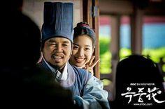 The flower in prison- jin se yeon