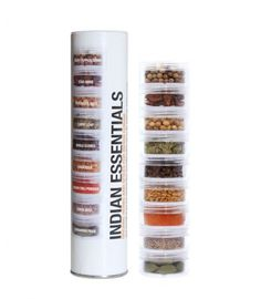 gift idea.  Organic Indian Essentials    Just enough of the essential Indian seasonings to get started!  $20.00
