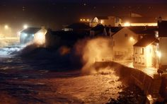 Cork experienced heavy flooding at high tide this morning, while the damage caused in Limerick, Clare and elsewhere is being assessed today. High Tide, Niagara Falls, Future, Travel, Outdoor, Image, Outdoors, Future Tense, Viajes