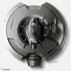 top view spaceship - Google Search