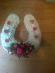 Image result for floral funeral emblem tribute