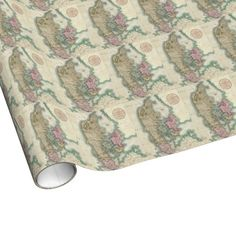 Vintage Map of Denmark (1801) Gift Wrapping Paper $16.95