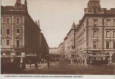 1898 körül, Nagykörút Podmaniczky utca kereszteződés.
