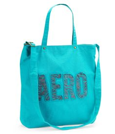 Aero Zebra Print Tote Bag Aeropostale Purses And Bags