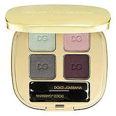 Sephora: Dolce & Gabbana : The Eyeshadow Smooth Eye Colour Quad : eyeshadow.contrasts140.59