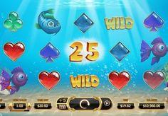 Игровой автомат Golden Fishtank с выводом денег. В этом игровом автомате вы будете получать реальные выплаты за красочных рыбок. Обязательно оцените Golden Fishtank, если вам нравится выводить деньги из аппаратов на морскую тематику.   Свойства символов автомата Этот аппар