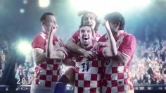 Croatia. Konzum (Croatian Retail Store) had interesting TV campaign with two Croatian football players and their life stories. The second TV spot was with Darijo Srna.