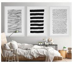 Large Wall Art Abstract Art Art SetWall Art | Art | Pinterest | Art art