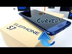 Elephone S7 - From $139 - Curved Display - 4GB/64GB - Helio X20 - Fingerprint - Android 6.0! - YouTube
