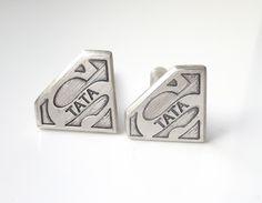 cufflinks, spinki do mankietów dla taty Cufflinks, Enamel, Accessories, Jewelry, Vitreous Enamel, Jewlery, Jewerly, Schmuck, Enamels
