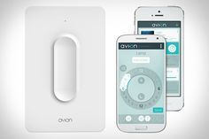 Moving a light switch in the home, or setting up a timer for outdoor lights or holiday decorations to switch on or off should be easier, and less expensive. Those issues were the motivation behind the Avi-On Switch, the world's...