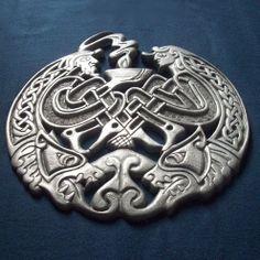 Celtic Love Plaque