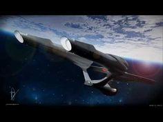 USS ENTERPRISE NCC-1701 - YouTube