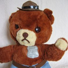 I still have my 'Mokey Bear, too . . .
