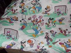 Disney Mickey Minnie and Friends Sports by Daysgonebytreasures