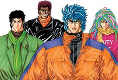 Toriko Zebra Coco Sunny Read Toriko Manga Online at MangaGrounds | Toriko Anime and Manga Forums