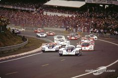 Start: 24h Le Mans 1982 - Le Mans Fotos