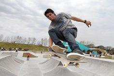 Horacio Rodríguez Larreta - Parque de Deportes Extremos Costanera Norte