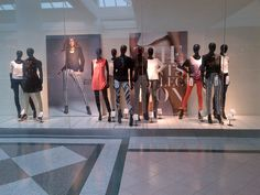 Womens Window-Pants Campaign