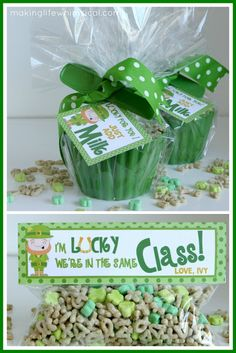 Sundae Scoop Top 20 St. Patrick's Day Ideas