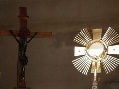A presença real de Cristo na Eucaristia