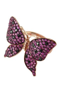 Jardin Butterfly Ring