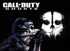 Call Of Duty Ghosts Framed Art Print On Canvas