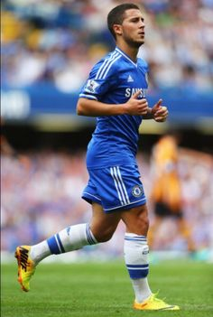 Eden Hazard - Chelsea 2 v Hull City 0 - Premier League