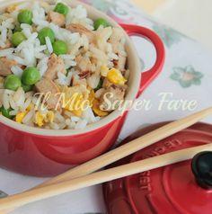 Riso alla Cantonese ricetta facile e veloce