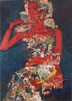 Hossam Dirar Painting, Portrait, Artwork, Inspiration, Art Work, Biblical Inspiration, Work Of Art, Headshot Photography, Auguste Rodin Artwork