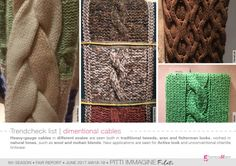 Fashion Fair Report - Pitti Filati - A/W18-19