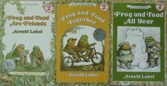 The Frog and Toad Collection Box Set (I Can Read Book 2) by Arnold Lobel, http://www.amazon.com/dp/0060580860/ref=cm_sw_r_pi_dp_t7xWqb1E6R98H