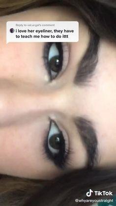 Emo Makeup, Indie Makeup, Grunge Makeup, Eye Makeup Art, Makeup Tips, Makeup Tutorial Eyeliner, Makeup Looks Tutorial, No Eyeliner Makeup, Skin Makeup