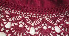 Crochet Edging + Diagrams