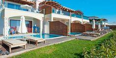 Mythos Beach Resort | Hotellrom Afandou & Kolymbia | Apollo Reiser Beach Resorts, Apollo, Mansions, House Styles, Home Decor, Europe, Viajes, Decoration Home, Manor Houses