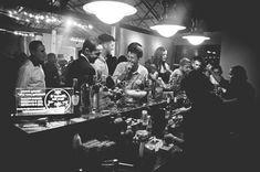 Bar do casamento de Joyce e Gilson