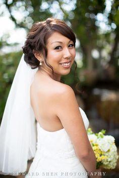 beautiful bride! makeup by Jill :) #bride #bridalmakeup #wedding #wedingmakeup #beautybyjill #naturalmakeup #airbrushmakeup