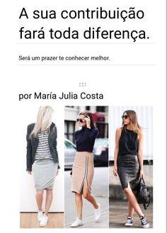 Questionário de Estilo Maria Julia Costa