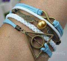 harry potter bracelets