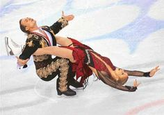Ice Dancing costume inspiration for Sk8 Gr8 Designs
